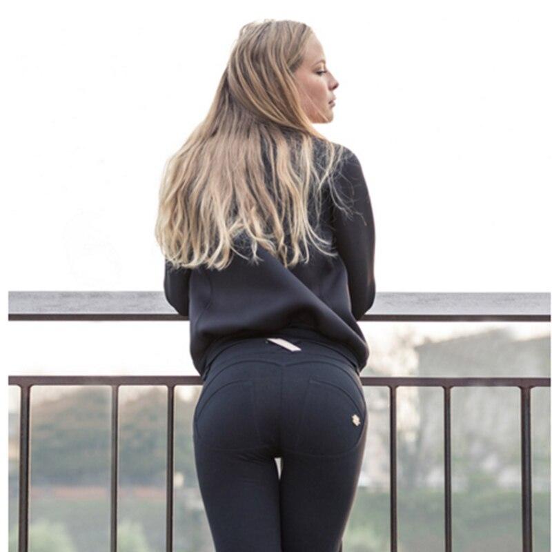 Mode Noir Et Blanc Sexy Leggings Femmes Sexy Hip Push Up Pantalon Legging Jegging Gothique Leggins Jeggings Legins