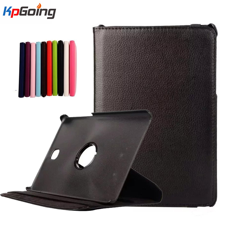 Rotation Case for Samsung Galaxy Tab A 8.0 SM-T350 T351 T355 Smart Stand Flip Tablet Cover for Samsung SM-T350 T351 T355 Case replacement new lcd display screen for samsung galaxy tab a sm t350 t350 t351 t355 8 inch free shipping