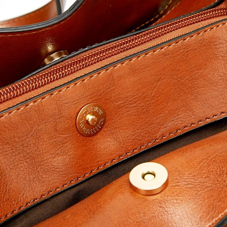 Bolsa feminina borla bolsas de luxo grande