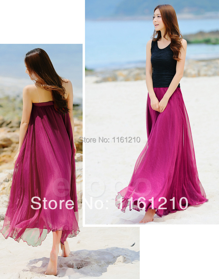 Compare Prices on Chiffon Maxi Skirt Plus Size- Online Shopping ...
