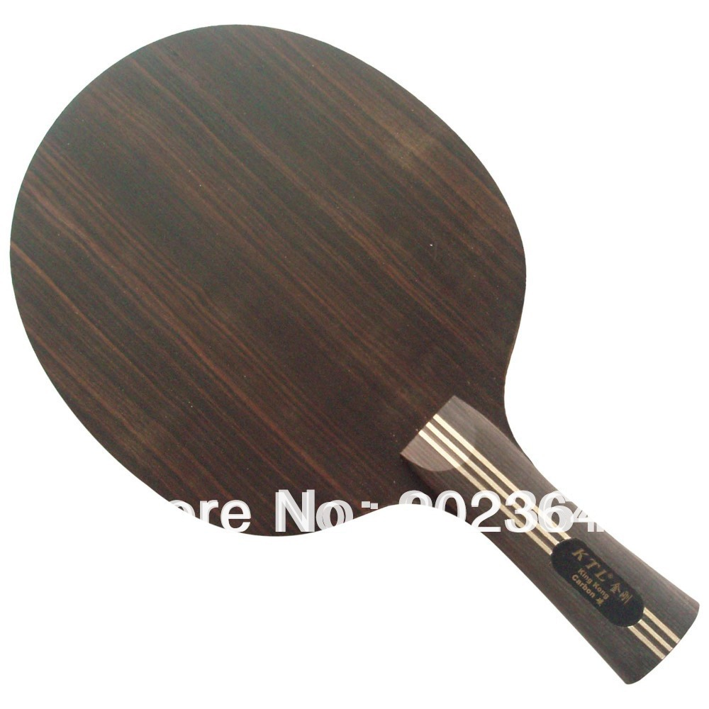 KTL KING KONG 9-Ply ( Wood mix Carbon) Table Tennis Blade for Ping Pong Racket yinhe earth 4 e4 e 4 e 4 shakehand table tennis ping pong blade