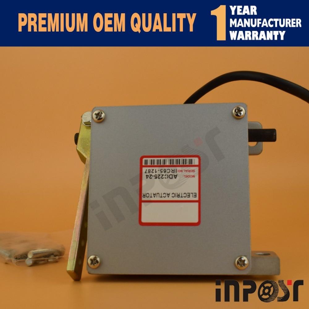 1 Set Generator Actuator ADC225, ADC225-24, ADC225 24V, ADC225-24V пылесборник bosch 2609256 f 34