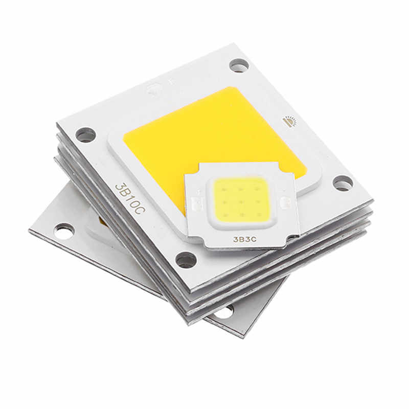 CLAITE  High Power 10W 20W 30W 50W 70W 100W COB LED Lamp Chip for DIY Flood Spot Light