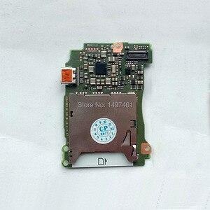 Image 1 - تستخدم لوحة دوائر كهربائية رئيسية اللوحة PCB إصلاح أجزاء لكانون Powershot SX730 HS كاميرا رقمية