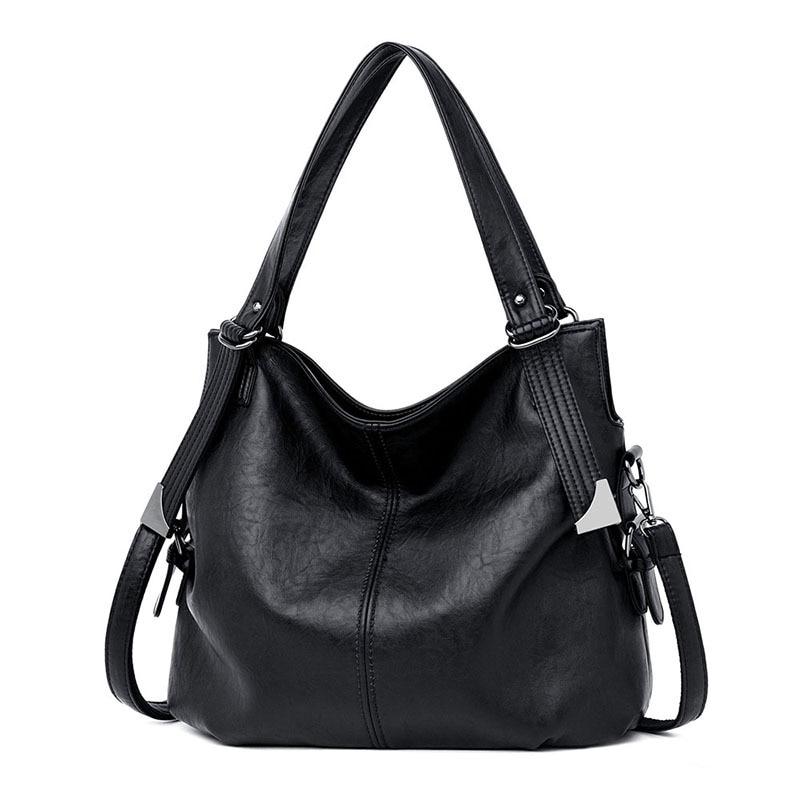 2019 New Fashion Women Leather Handbags Female Genuine Leather Shoulder Crossbody Bags For Women Tote Handbags Ladies Hand Bags