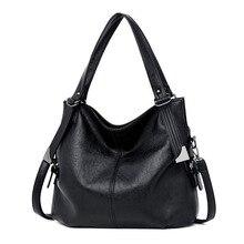 Sac à main en cuir véritable pour femmes, sacs à bandoulière fourre tout pour dames, sac à main nouvelle mode 2019