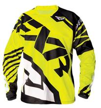 Man riding a T-shirt and shirt riding a bicycle shirt jersey motorcycle riding MX MTB cross-country mountain bike DH DH BMX bicy