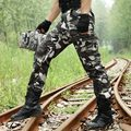 Military  Men Jogger Pants Tatico Cargo Pants Camouflage Tactical Combat Sweatpants Scratch resistant Wearproof Wild Goose
