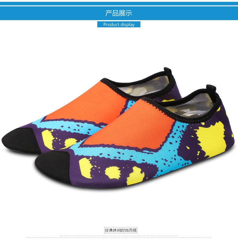09d4c942f4a67 Fashion Women Swimming Shoes Hot Flats Summer Beach Women Shoes Casual  Comfortable Shoes For Women Size 35 40 YDYYX-in Women s Flats from Shoes on  ...