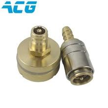Reusable Vacuum Bag Connector for Prepreg Vacuum Process