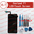 Coolpad F1 LCD Screen Original 1280x720 HD 5.0inch lcd display+touch screen replacement for Coolpad F1 Great God 8297w Cellphone