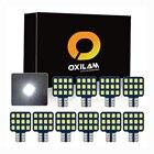 10Pcs LED T10 24V 92...