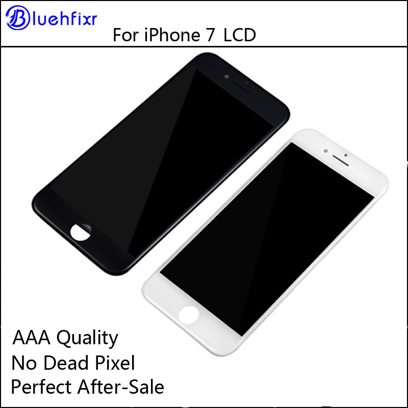 Bluehfixr AAA LCD 4.7 inch For iPhone 7 LCD Display With Good 3D Touch Screen Digitizer Assembly Replacement