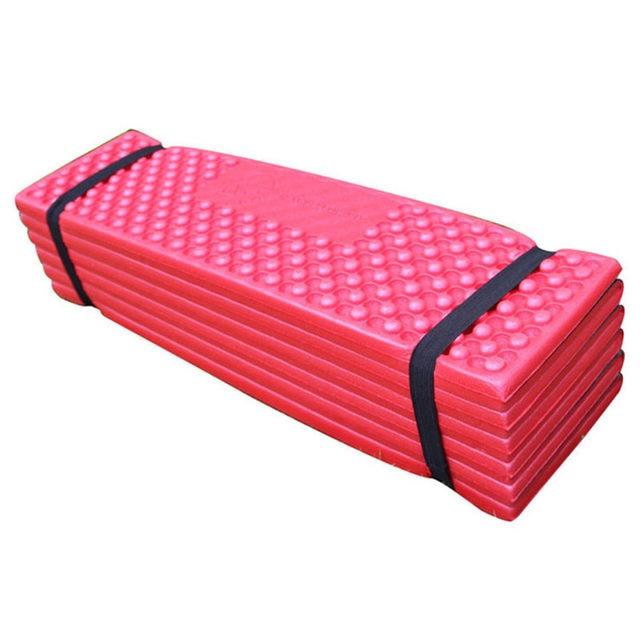 foam camping mattress. Outdoor Camping Mat Ultralight Foam Picnic Folding Egg Slot Beach Tent Sleeping Pad Moistureproof Mattress Y