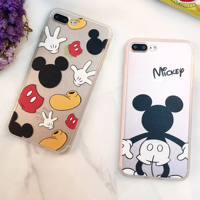 coque iphone 8 mickey minnie