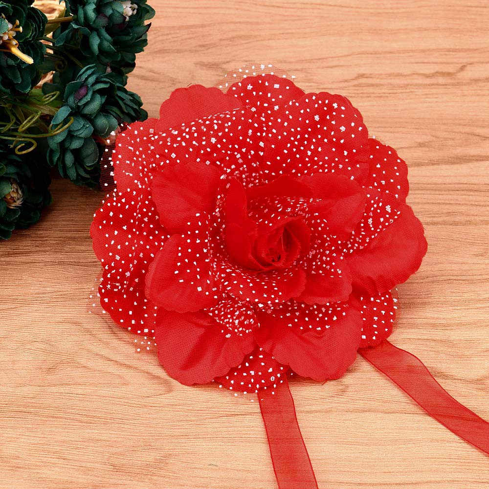 1Pc Flowers Curtain 2017 New Home decor Clip Curtain Tieback Living Room Bedroom Home Curtain Holder Tie Backs Drape