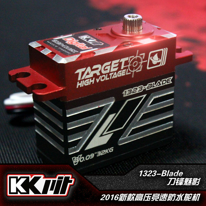 kkpit Hyperbaric Digital  waterproof Servo JR/Futaba Compatible for RC Models Better than SAVOX