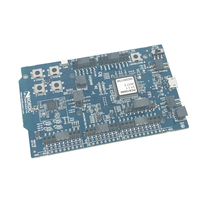 NRF52 DK Nordic development board Dev Kit Bluetooth module