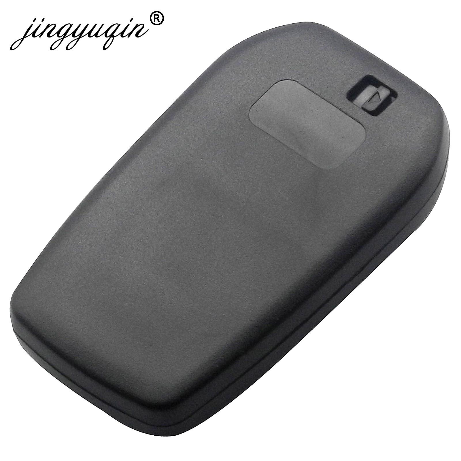 Image 3 - jinyuqin 2/3/4 Buttons Remote Key Fob Shell For Toyota Fortuner Prado Camry Rav4 Highlander Crown Smart Keyless Case Housing-in Car Key from Automobiles & Motorcycles