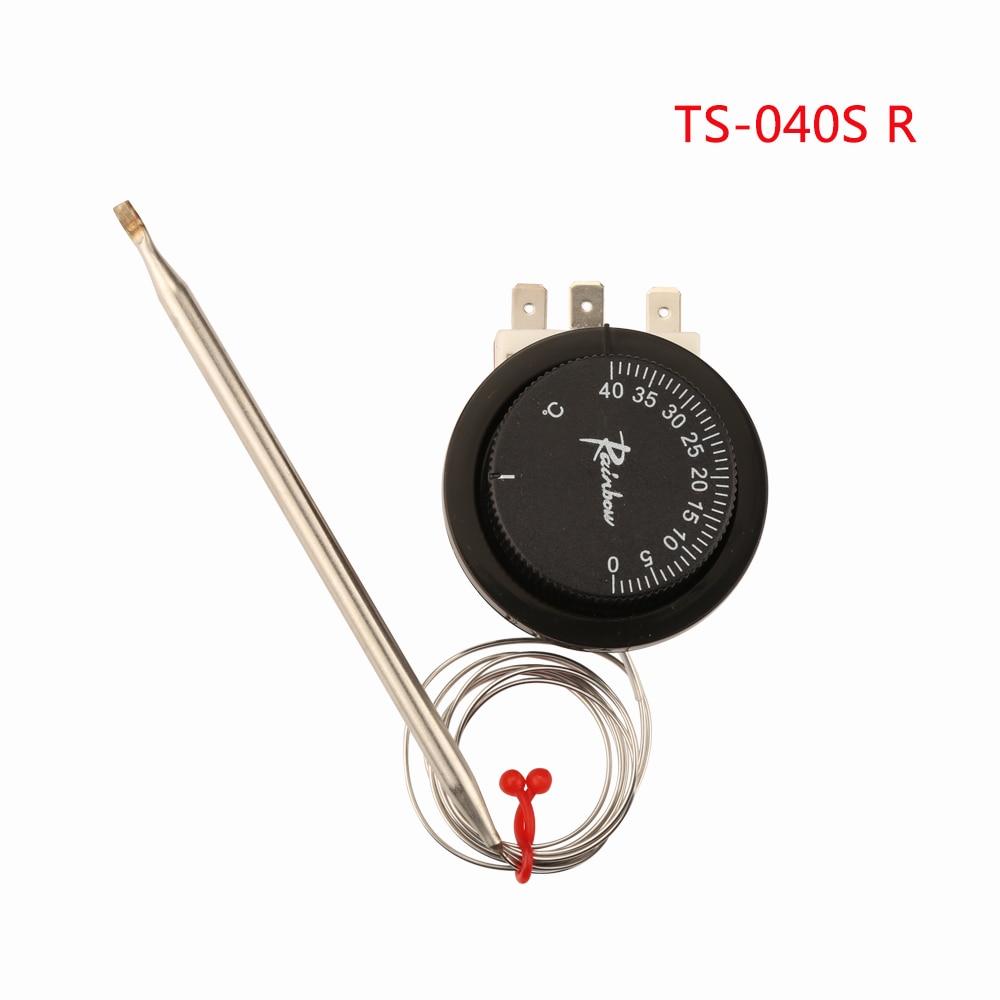 Ts 040sr Korea Rainbow Capillary Thermostat With 0