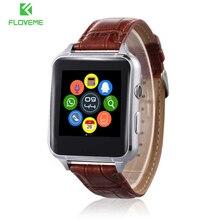 FLOVEME Wristband Smart Watch Android Bluetooth 3 0 Passometer Message Reminder Sport SIM Card font b