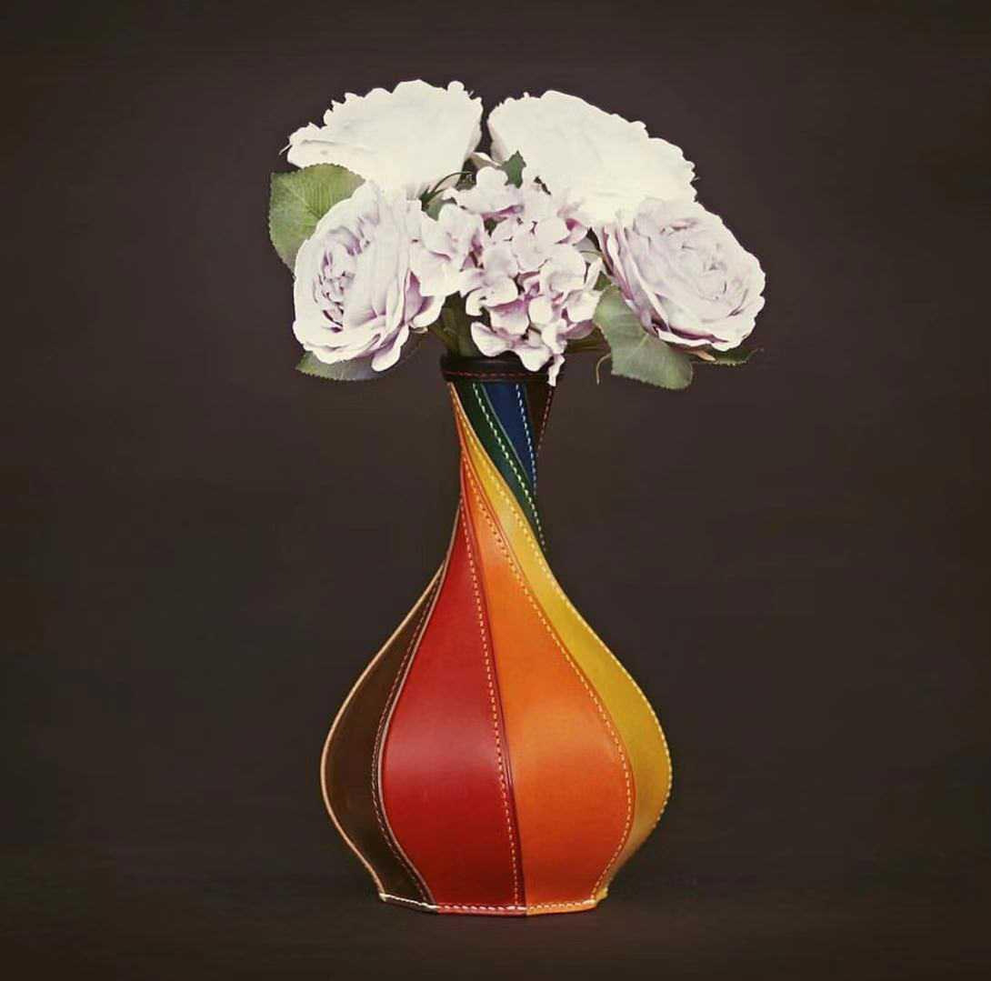 Japon lame en acier règle Die Cut en acier poinçon vase coupe modèle moule bois meurt pour coupeur de cuir de l'artisanat en cuir