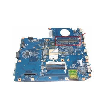 MBPCE01001 48.4CE01.021 for acer aspire 7535 laptop motherboard socket s1 DDR2 with graphics slot