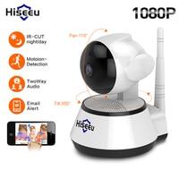Hiseeu 1080P IP Camera 2MP Wi Fi Wireless Security cctv Camera WiFi home Security Camera IP Baby Monitor Two way Audio P2P