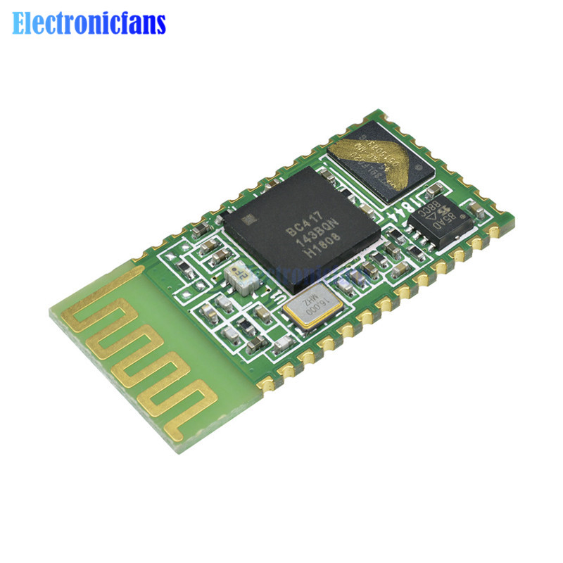 HC-05 HC05 Bluetooth Wireless RF Transceiver 30ft CSR2.0 2,4G Adapter Module Serial RS232 TTL zu UART für Arduino