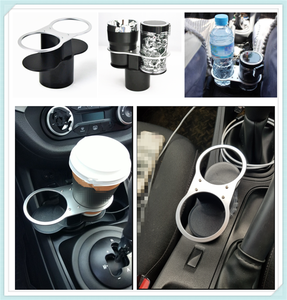 Auto Accessories Drink Water Coffee Bottle Holder Cup Shelf for Volkswagen vw Touran 1.4 Fox 1.2 Touareg2 GolfA5 GT