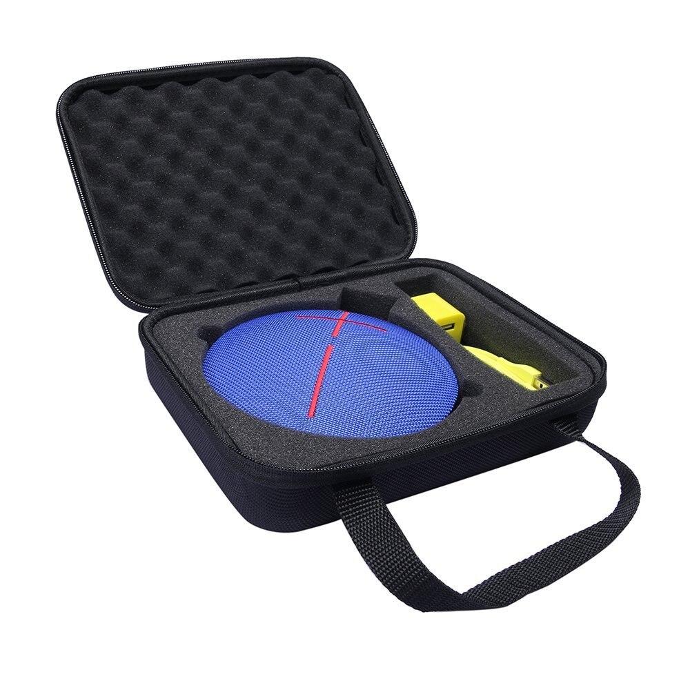 Esterno portatile Manicotto Protettivo Del Sacchetto Della Copertura di Caso Per Logitech UE Rotolo 360/UE Rotolo 2 Portatile Senza Fili Bluetooth altoparlante