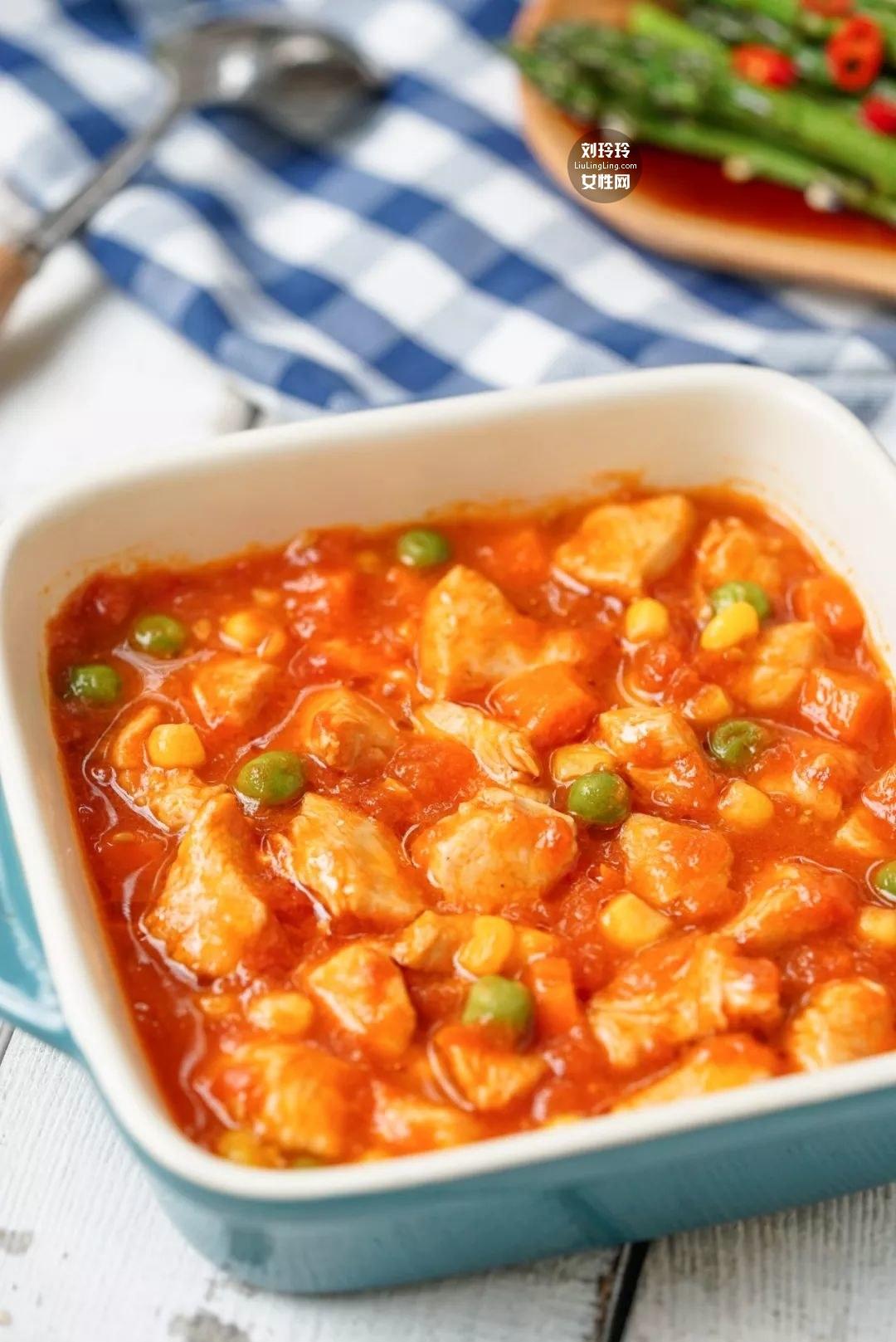 鸡胸肉的家常做法大全 好吃又不发胖10