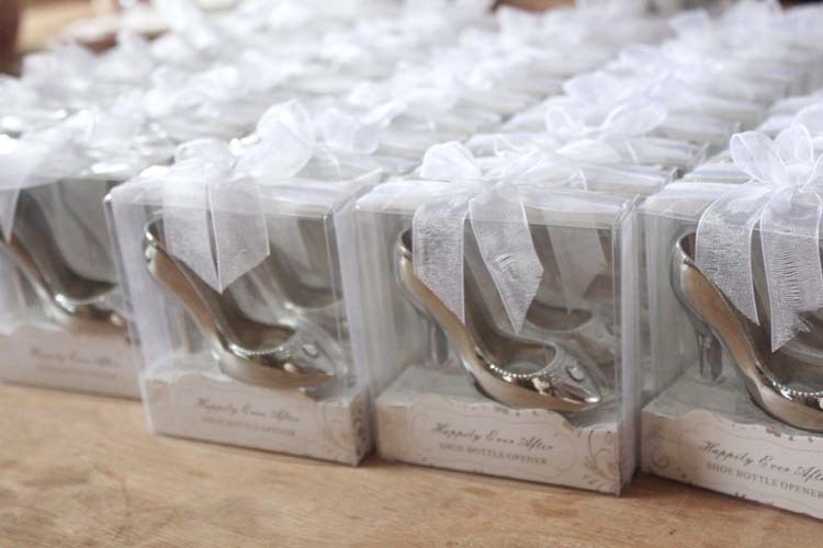 Cinderella shoe bottle opener wedding bridal shower favor party gifts  120PCS LOT Free shipping-in Party Favors from Home   Garden on  Aliexpress.com ... 602f1e2eff4f