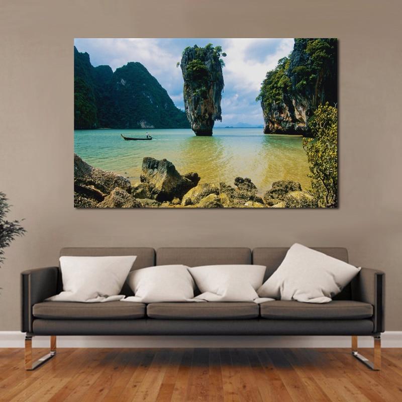 Home Decor Nation: Aliexpress.com : Buy Landscapes Nature Bond Islands