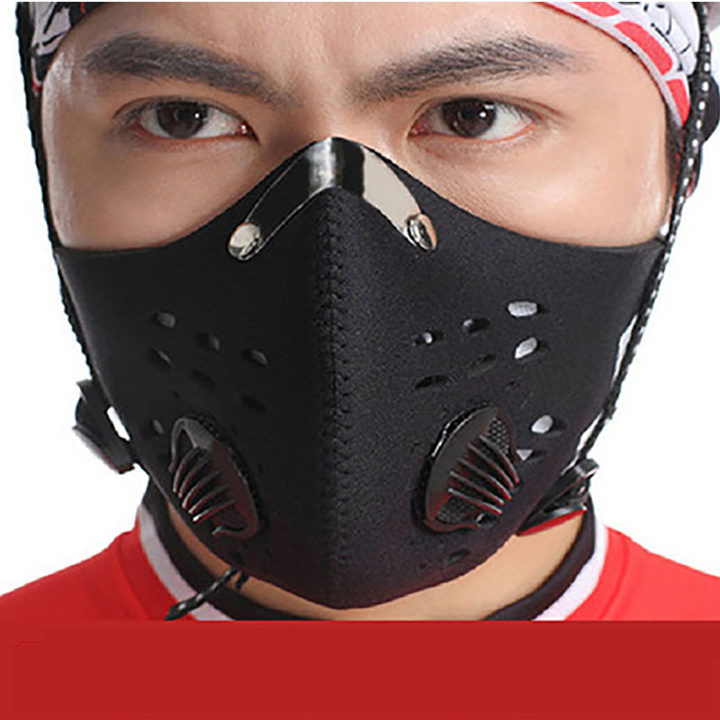 Riding mask/wind and dustproof 2