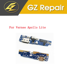 For Vernee Apollo Lite Apollo X Charging Port Flex Cable Charger USB Dock Port Parts