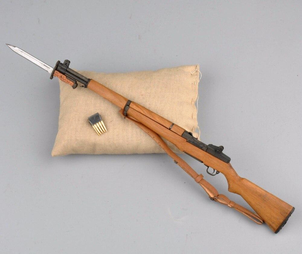 1//6 Scale DRAGON guerre mondiale deux Etats-Unis Carabine Clip étui Pour Carabine Avec Clip
