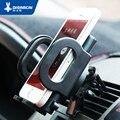 Respiradouro de Ar do telefone Móvel Suporte Do Telefone Do Carro Universal de 360 Graus Do Carro, Painel de Instrumentos, Windshield Car Holder Suporte Celular Carro Montar acessórios
