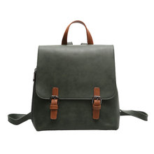 Горячие моды Обложка из искусственной кожи backapack Ремни Высокое качество Back Pack женщины Bagpack элегантный дизайн школьные сумки для девочек