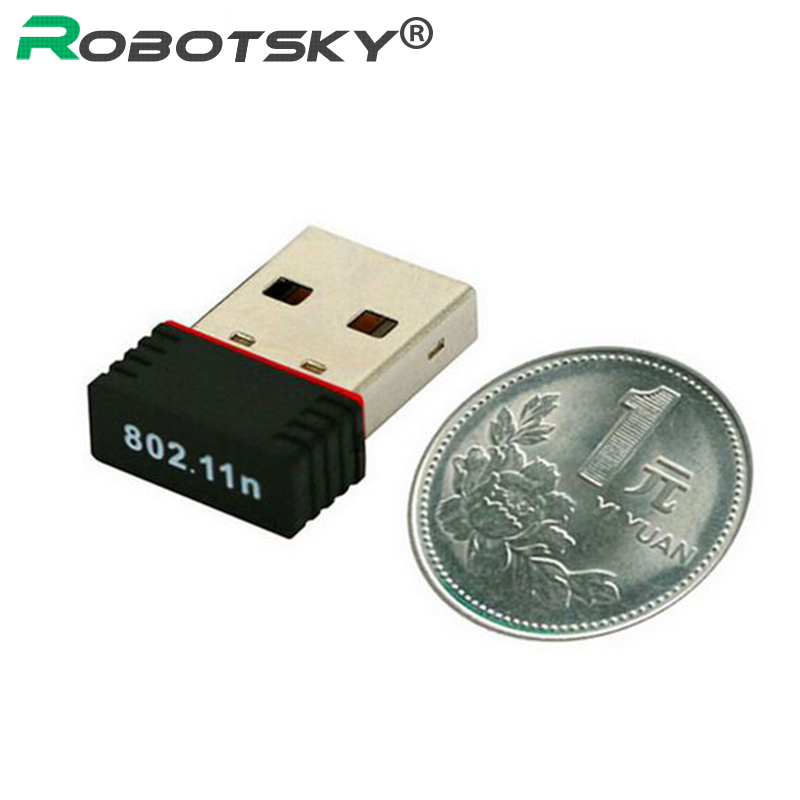 Top quality Ralink RT5370 150Mbps 150M USB 2.0 WiFi Wireless Network Networking Card 802.11 b/g/n 2.4GHz LAN Adapter XC1291(China)