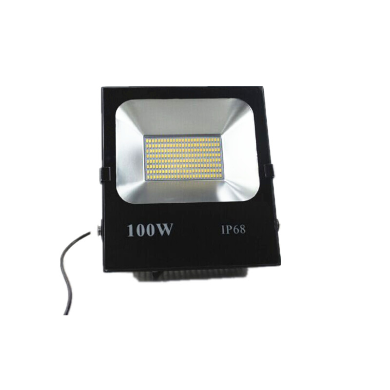 Ultra Bright Led flood light 5630 SMD 200LEDS 50W 100W Led floodlight AC 220V 110V Outdoor Waterproof LED Spotlight 220v ac 110v nano 50 100
