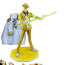 One Piece action figure One Piece Yellow Monkey Kizaru NEO-DX P.O.P Excellent Model PVC figure 24cm High toys Kids birthday gift
