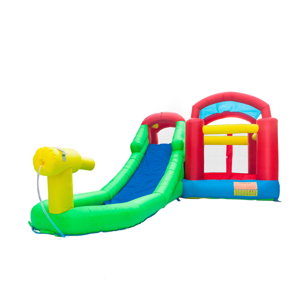 224.4 x 139.2 x 98.4 Kids Inflatable Water Slide Big Pool Bounce House Jumper Bouncer Jump Bouncy Castle224.4 x 139.2 x 98.4 Kids Inflatable Water Slide Big Pool Bounce House Jumper Bouncer Jump Bouncy Castle