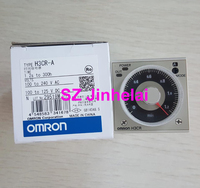 OMRON H3CR-A  100-240VAC Authentic original Time relay  Time calculator Solid state timer реле времени