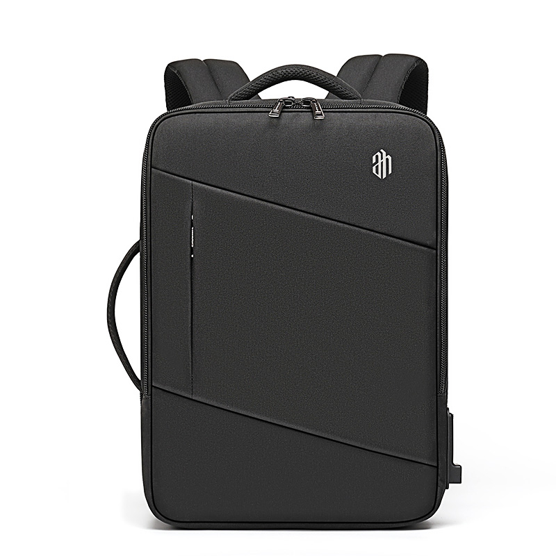 15.6 inch Multi functional Business Laptop Backpack - Water & Tear Resistant
