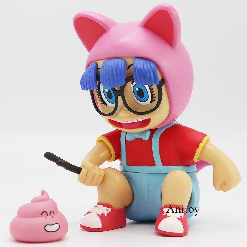 Image 2 - Anime Cartoon Dr. Slump Arale PVC Action Figure Collectible Model Toy Children Kids Gift 17.5cmAction & Toy Figures   -