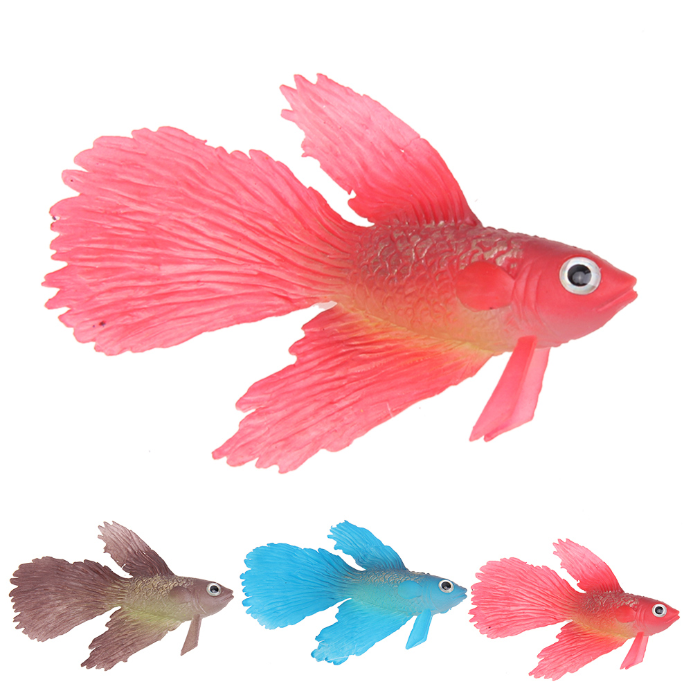 1pcs plastic floating artificial mini tropical fish for Wholesale tropical fish