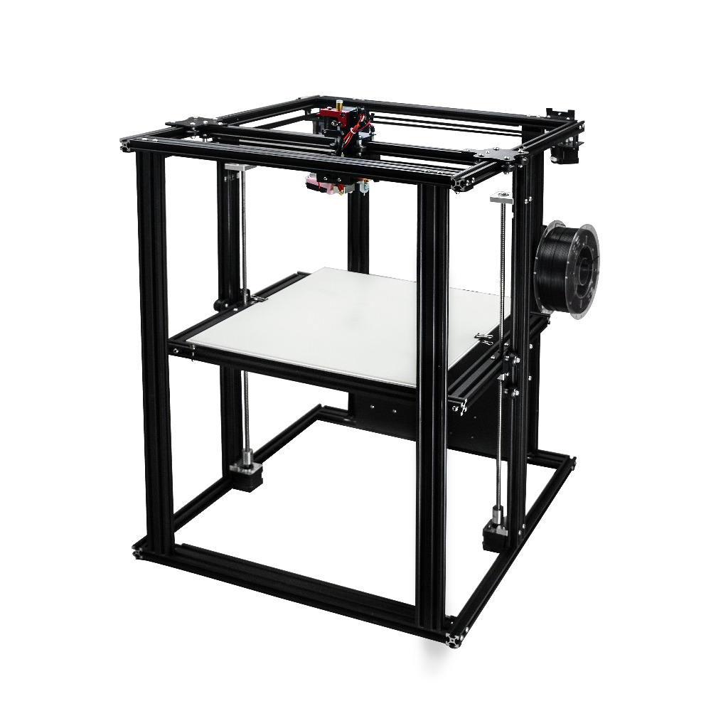 3d-Printer Heated-Bed Corexy Large-Size High-Quality DIY with Build-Plate Power-Supply title=