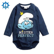 Baby Rompers Set Newborn Clothes Baby Clothing Boys Girls Cartoons Cotton Jumpsuits Long Sleeve Overalls Coveralls Winter HB041