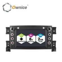 Ownice c500 android 6.0 octa 8 core coches reproductor de dvd para suzuki grand vitara android 6.0 wifi 4g gps bt radio 2 gb ram 32 gb ROM